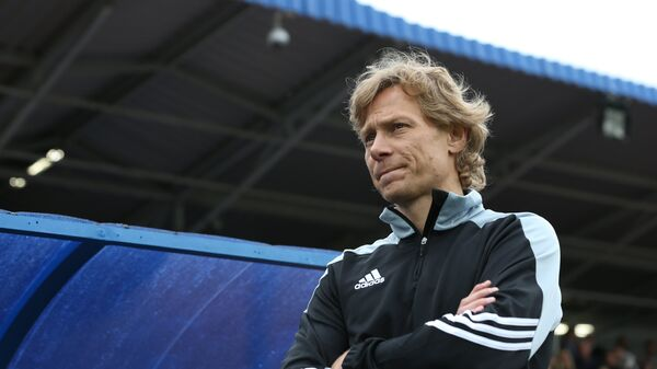 Главный тренер Торпедо (Армавир) Валерий Карпин
