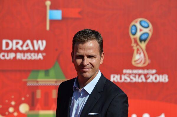 Менеджер национальной сборной Германии Оливер Бирхофф