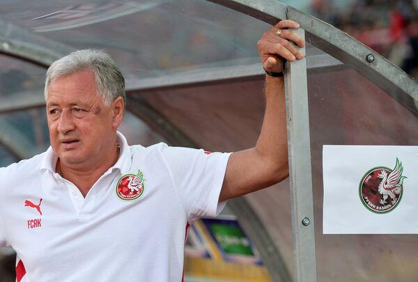 Главный тренер Рубина Ринат Билялетдинов
