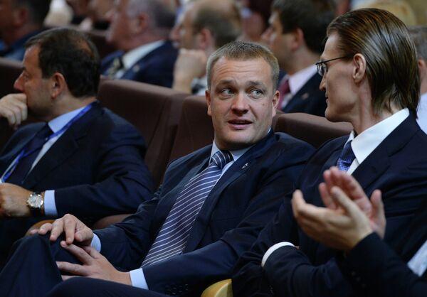 ндрей Ватутин (слева) и Андрей Кириленко