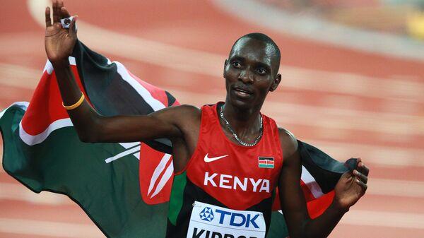 Асбель Кипроп (Кения)