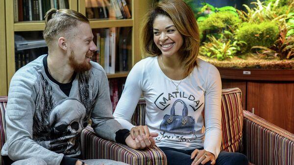 Интервью футболиста Ивана Новосельцева и баскетболистки Катерины Кейру
