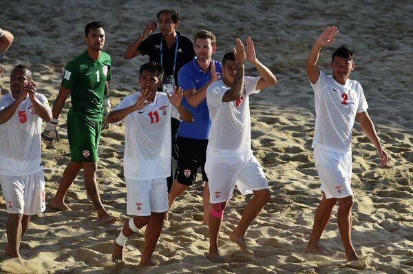 Сборная Таити по пляжному футболу