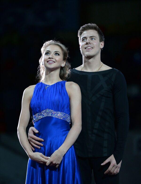 Виктория Синицина и Никита Кацалапов (Россия)
