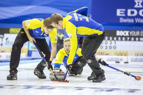 Мужская сборная Швеции по керлингу