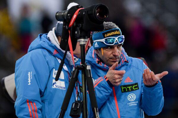 Рикко Гросс (справа)