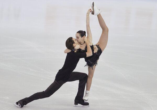 Бетина Попова и Юрий Власенко