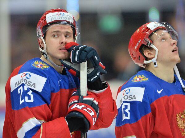 Артур Лаута (слева) и Александр Полунин