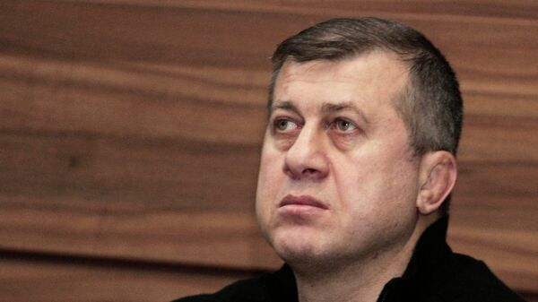 Исполняющий обязанности главного тренера по вольной борьбе Дзамболат Тедеев