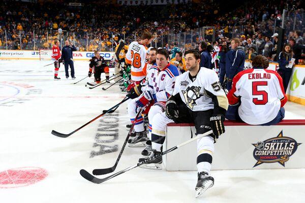 Вечер соревнований на мастерство в рамках уик-энда Матча всех звезд НХЛ - 2016