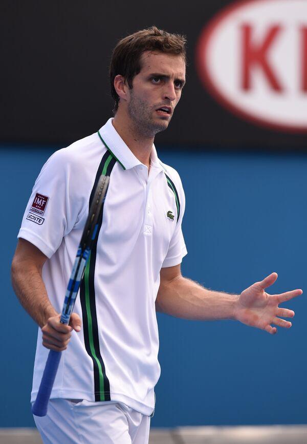 Испанский теннисист Альберт Рамос-Виньолас