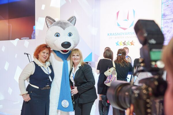 Универсиада 2019 года в Красноярске