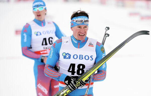 Максим Вылегжанин (справа)