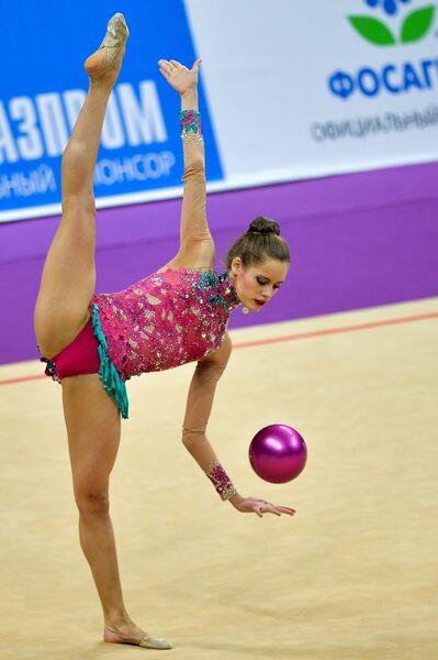 Художественная гимнастика. Гран-при Москвы. Первый день