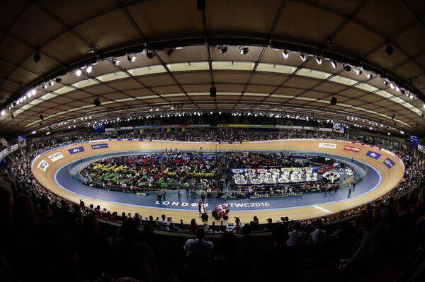 Чемпионат мира по велоспорту на треке