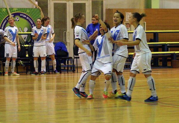 Игроки мини-футбольного клуба Торпедо-МАМИ