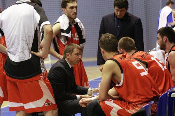 Баскетболисты грузинской Виты