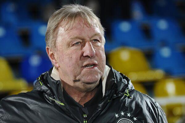 Главный тренер молодежной сборной Германии Хорст Хрубеш