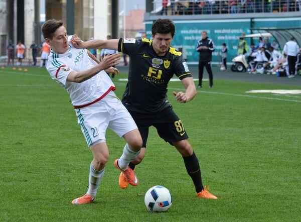 Далер Кузяев (слева) и Илья Максимов