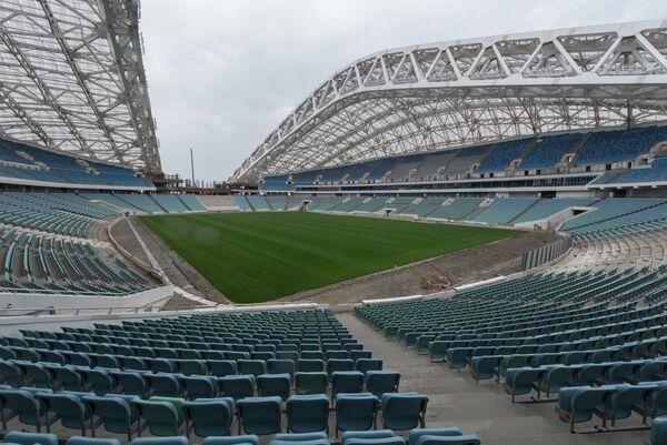 Реконструкция стадиона Фишт