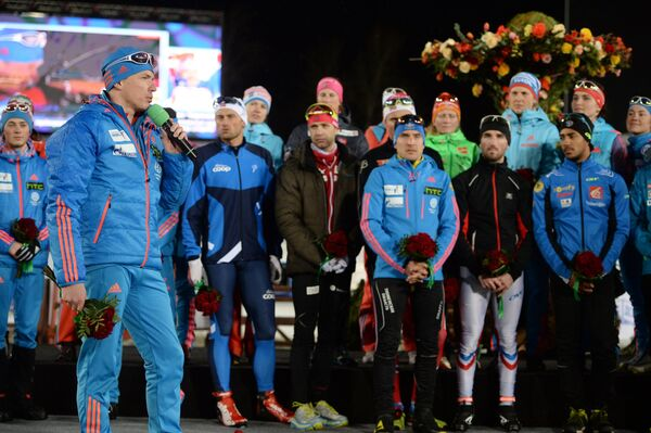 Иван Черезов (слева)