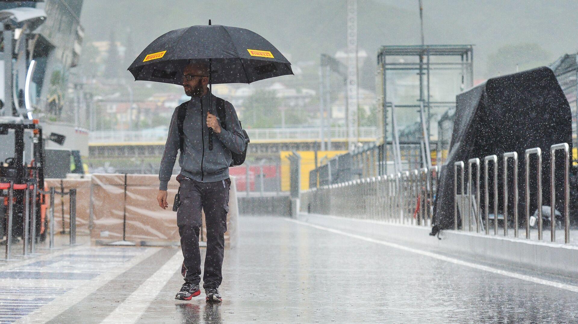 Власти Сочи прогнозируют дальнейшее ухудшение погоды