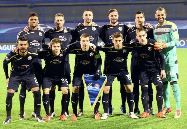 Игроки ФК Динамо (Загреб)