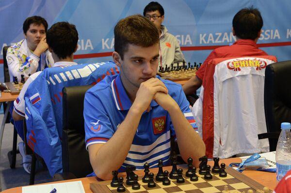 Максим Матлаков (Россия)