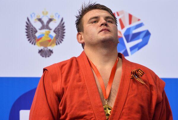 Кирилл Сидельников (Россия)