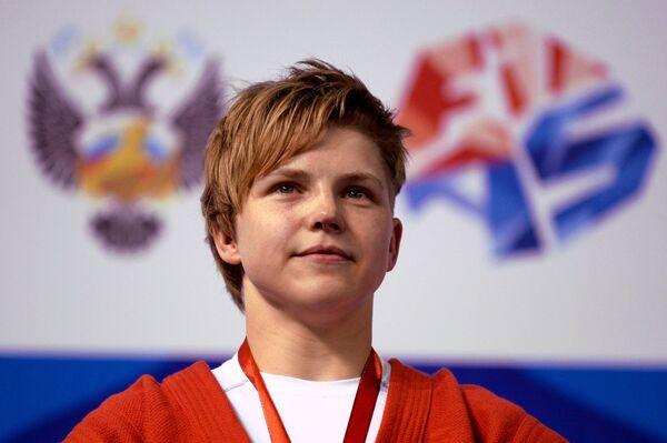 Екатерина Оноприенко (Россия)
