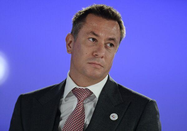 Председатель правления, генеральный директор ООО СИБУР Дмитрий Конов