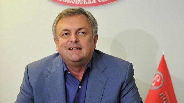 Президент ХК Витязь Михаил Головков