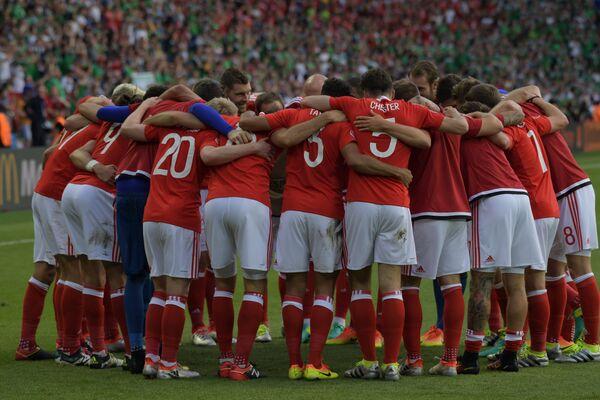 Футболисты сборной Уэльса