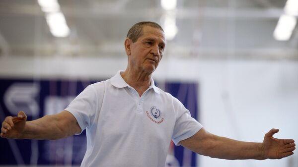 Главный тренер сборной России по спортивной гимнастике Андрей Родионенко