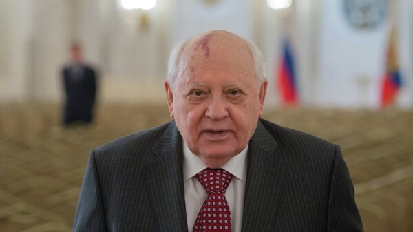 Горбачев убежден в том, что у России есть все возможности для рывка вперед