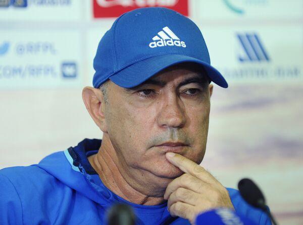 Главный тренер Ростова Курбан Бердыев